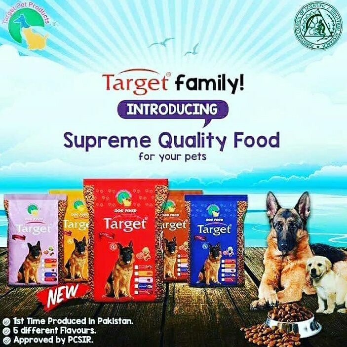Dog Food Dealers in Pakistan